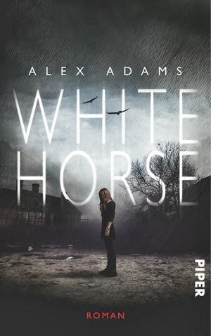 Rezension: White Horse von Alex Adams