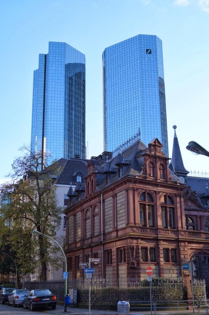 Selbstversuch: Mit der Linie 4 durch Frankfurt