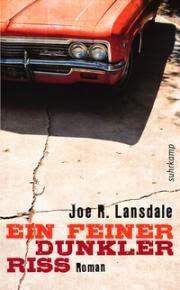 Angelesen: Ein feiner dunkler Riss von Joe R. Lansdale
