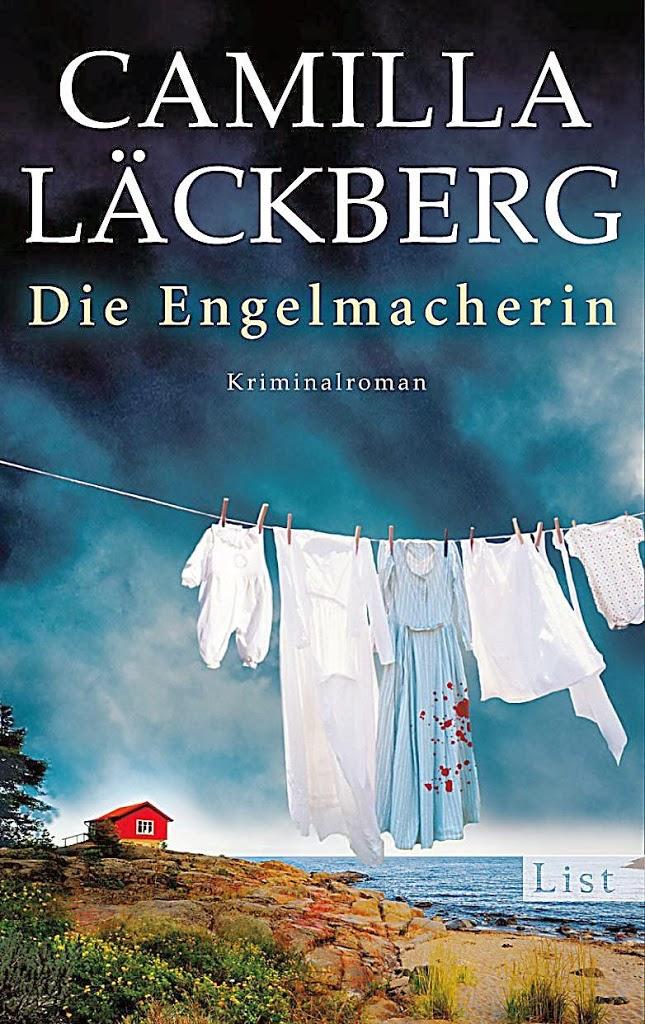 Rezension: Die Engelmacherin von Camilla Läckberg