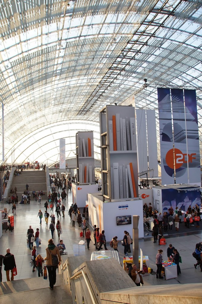 Leipziger Buchmesse 2014: Tag 2