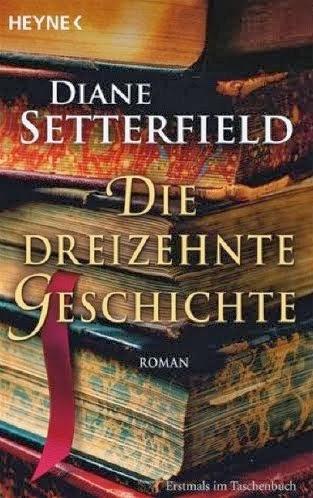 Rezension: Die dreizehnte Geschichte von Diane Setterfield