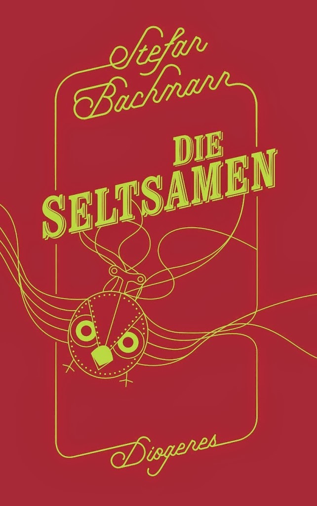 Rezension: Die Seltsamen von Stefan Bachmann