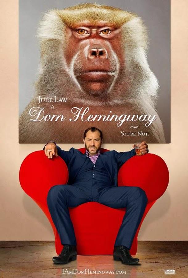 Endlich wieder Sneak: Dom Hemingway