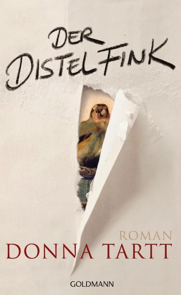 Rezension: Der Distelfink von Donna Tartt