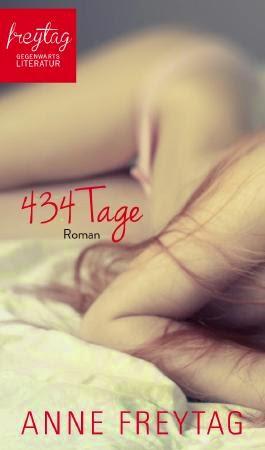 Rezension: 434 Tage von Anne Freytag