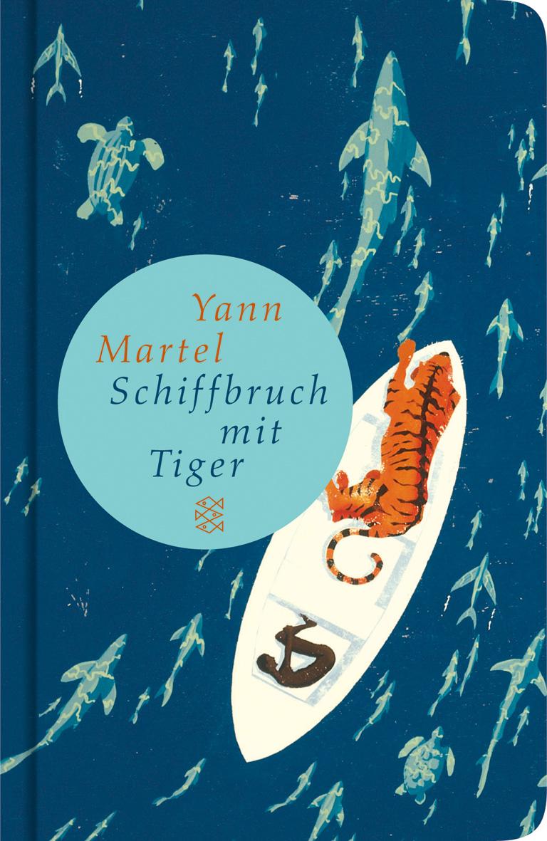 Rezension: Schiffbruch mit Tiger von Yann Martel