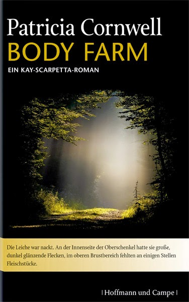 Rezension: Body Farm von Patricia Cornwell