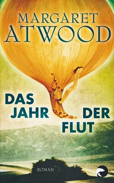 Rezension: Das Jahr der Flut von Margaret Atwood