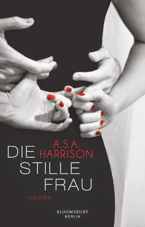 Rezension: Die stille Frau von A.S.A. Harrison