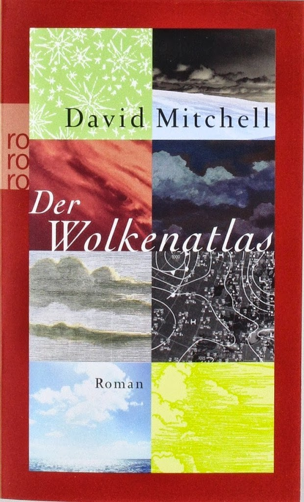Rezension: Der Wolkenatlas von David Mitchel