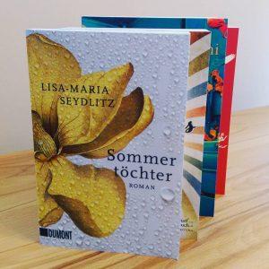 Absolut passend im Moment eine sommerliche Geschichte mit sommerlichem Coverhellip