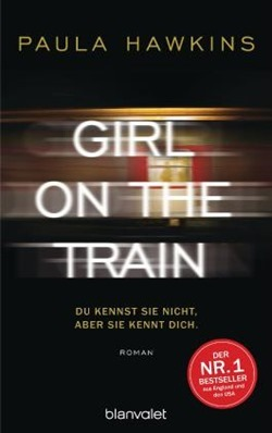 Rezension: Girl on the Train von Paula Hawkins