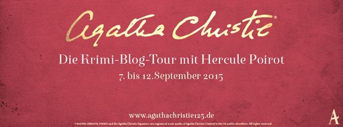 Blogtour zum 125. Geburtstag von Agatha Christie