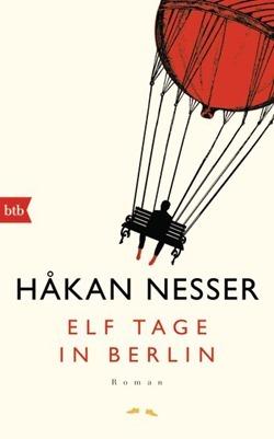 Rezension: Elf Tage in Berlin von Hakan Nesser