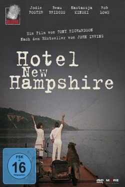 Filmfreitag: Hotel New Hampshire