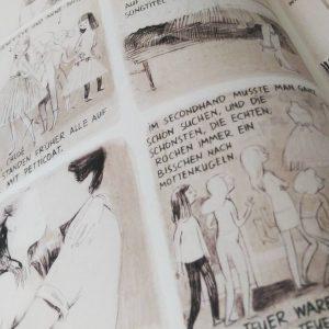 Was fr ein schner schlichter und trotzdem gefhlvoller Zeichenstil Janehellip