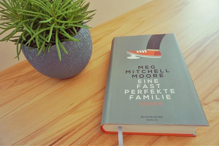 Rezension: Eine fast perfekte Familie von Meg Mitchell Moore