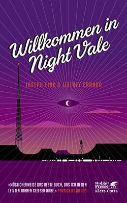 Rezension: Willkommen in Night Vale von J. Fink & J. Cranor