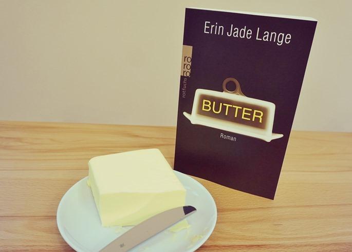 Rezension: Butter von Erin Jade Lange