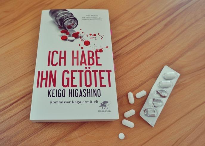 Rezension: Ich habe ihn getötet von Keigo Higashino
