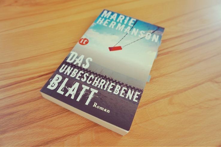 Rezension: Das unbeschriebene Blatt von Marie Hermanson