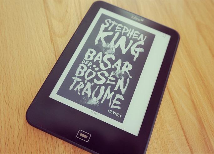 Rezension: Basar der bösen Träume von Stephen King