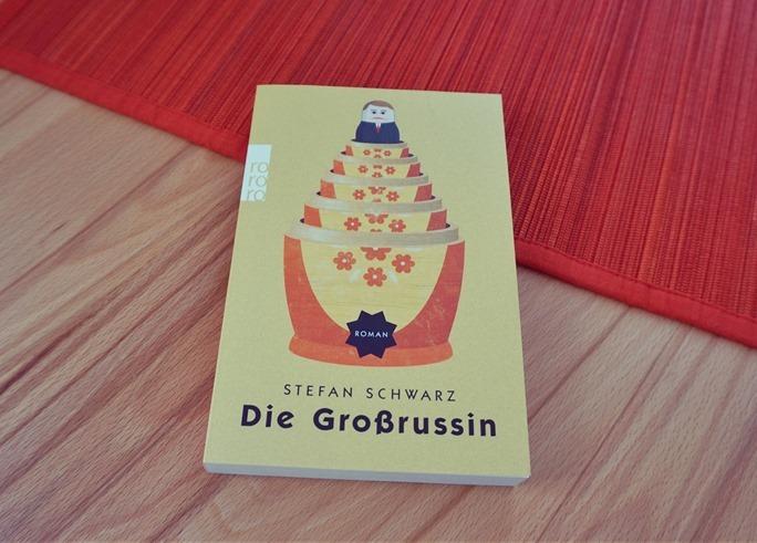 Rezension Die Großrussin Von Stefan Schwarz The Read Pack