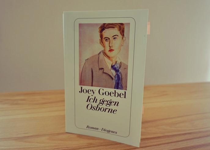 Rezension: Ich gegen Osborne von Joey Goebel