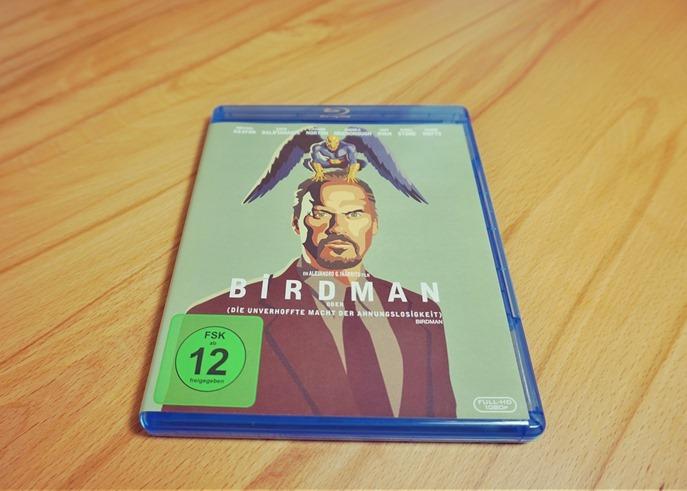 Filmfreitag: Birdman