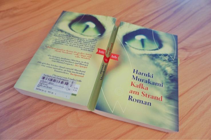 Rezension: Kafka am Strand von Haruki Murakami