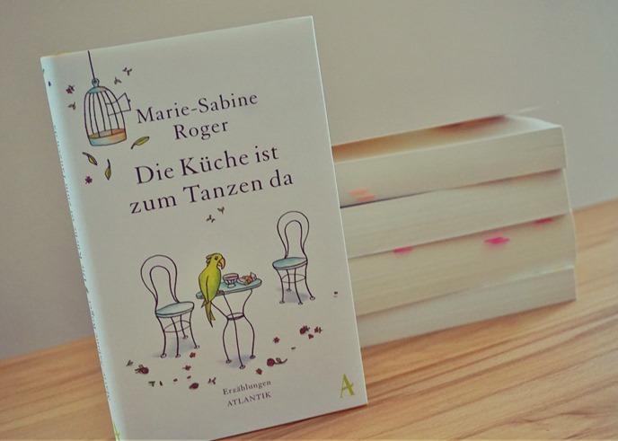 Rezension: Die Küche ist zum Tanzen da von Marie-Sabine Roger