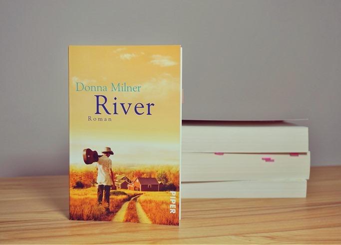 Rezension: River von Donna Milner