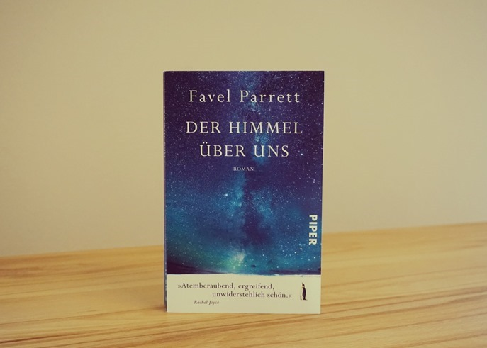 Rezension: Der Himmel über uns von Favel Parrett