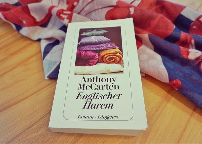 Rezension: Englischer Harem von Anthony McCarten