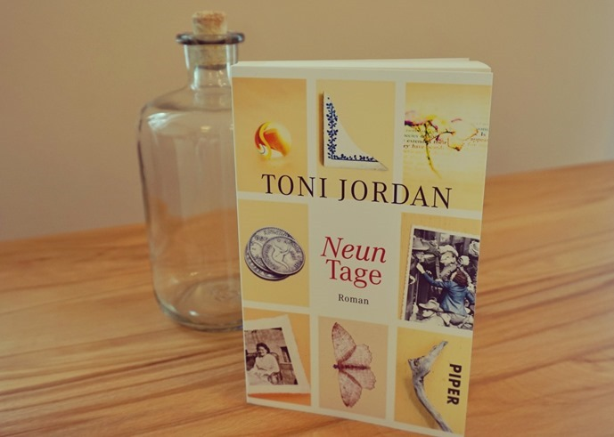 Rezension: Neun Tage von Toni Jordan