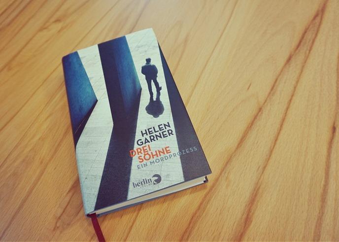 Rezension: Drei Söhne von Helen Garner