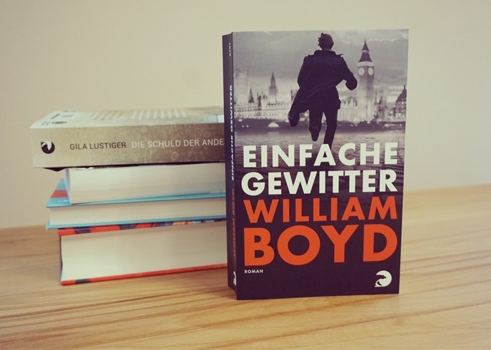 Rezension: Einfache Gewitter von William Boyd