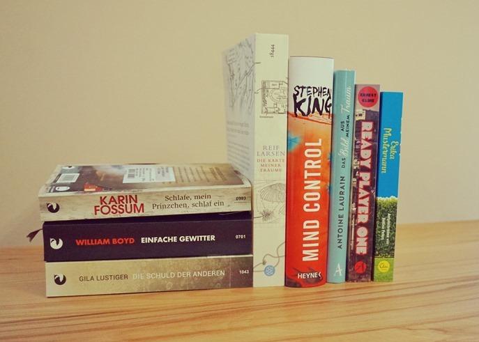 Neu im Regal: #jdtb16 im September und eine unfreiwillige Blogpause