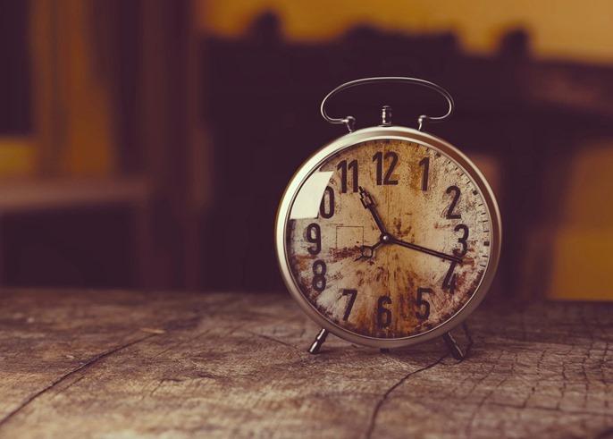 Das Bloggeralphabet: U wie Uhrzeit