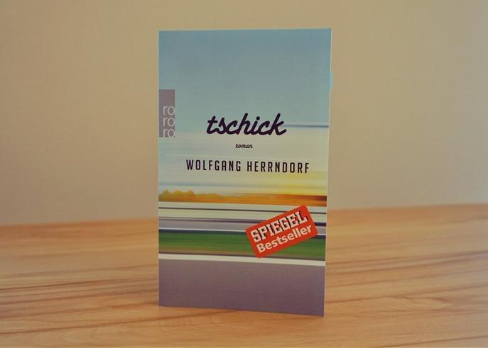Rezension: tschick von Wolfgang Herrndorf