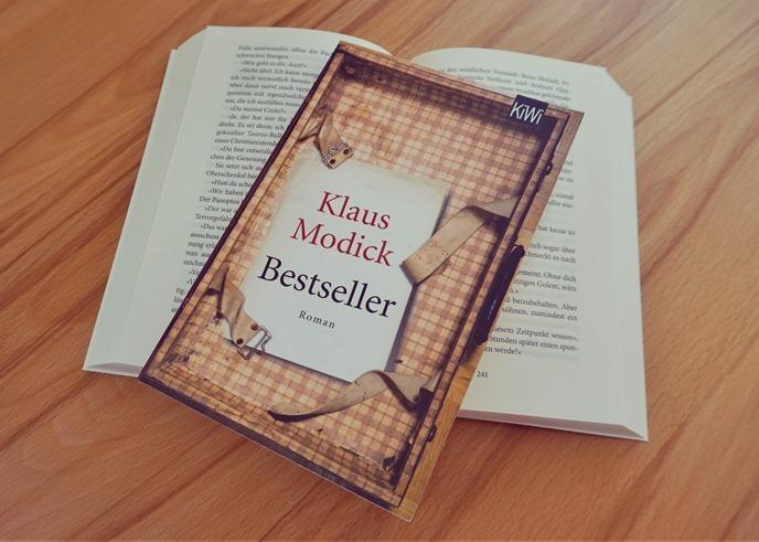 Rezension: Bestseller von Klaus Modick