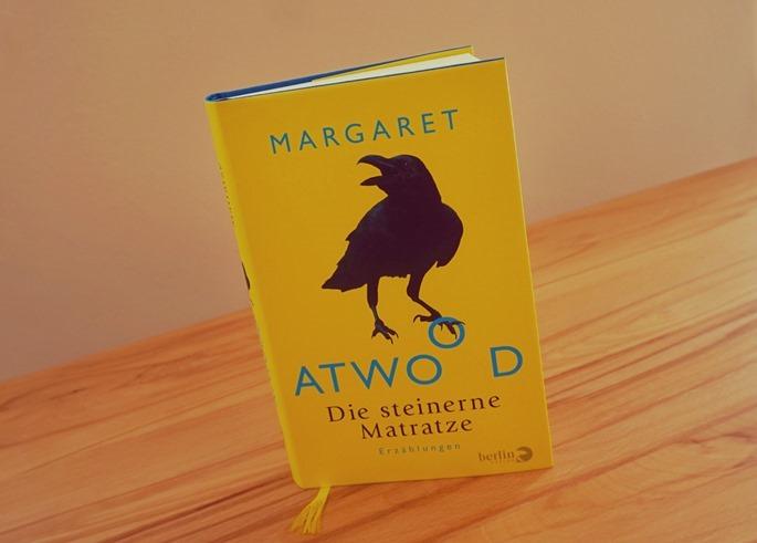Rezension: Die steinerne Matratze von Margaret Atwood