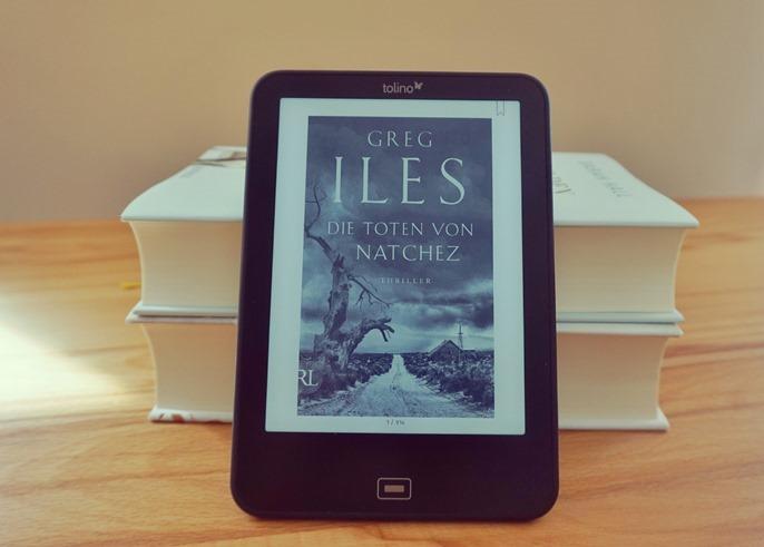 Rezension: Die Toten von Natchez von Greg Iles
