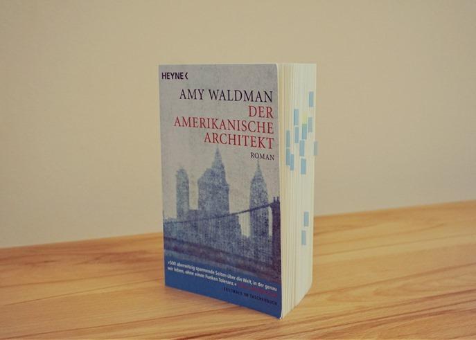Rezension: Der amerikanische Architekt von Amy Waldman