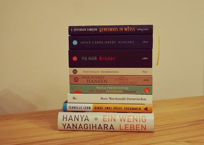 Neu im Regal: #jdtb16 im Dezember und großer Bücherhunger