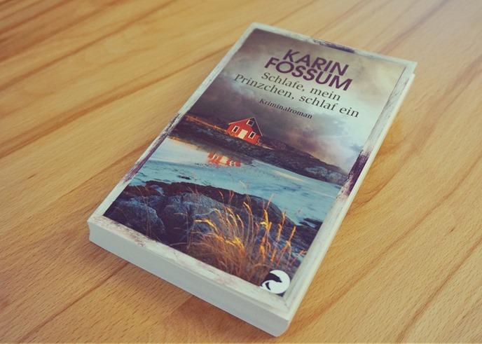 Rezension: Schlafe, mein Prinzchen, schlaf ein von Karin Fossum