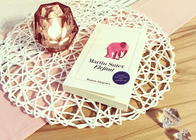 Rezension: Elefant von Martin Suter