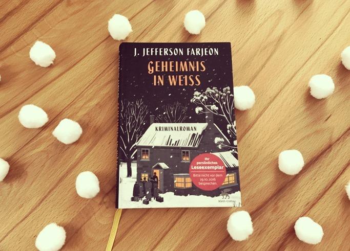 Rezension: Geheimnis in Weiß von J. Jefferson Farjeon