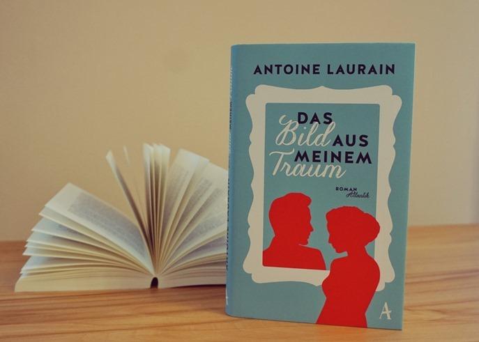 Buchtipp: Das Bild aus meinem Traum von Antoine Laurain